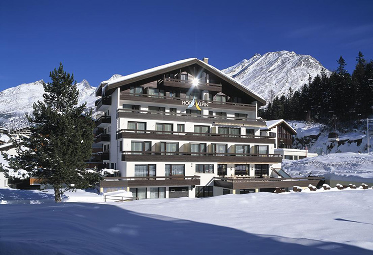 Alpin Apartments Saas Fee Property Launch
