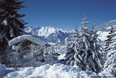 Snow Conditions improve across the Alps