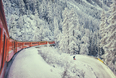 Airport to Ski Resort by Rail