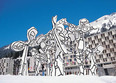 Can Modernism work in the Alps: Purpose-built Ski Resorts