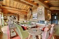 The Vintage Way to Furnish your Ski Chalet