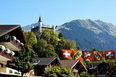 Gstaad: The Cutting Edge of Swiss Luxury Skiing