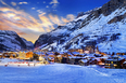 Val d'Isere: Off the Slopes